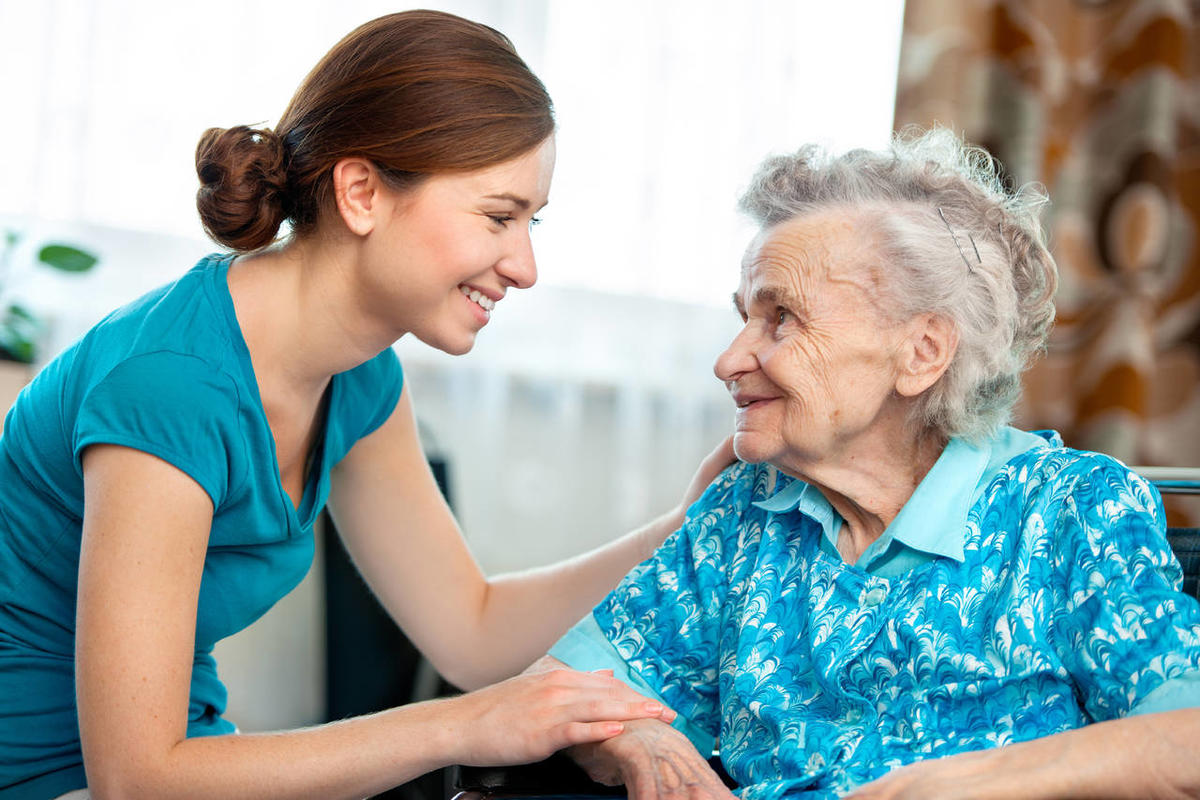 Caretaking Services For Seniors